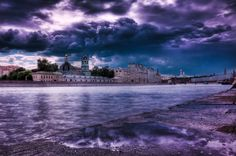 The purple strom ll by Max Vsyto