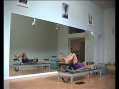 Joseph Pilates Reformer by Bluebird Pilates Munich - YouTube