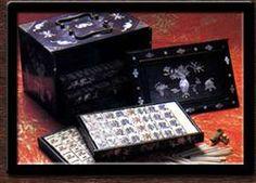 Antique Mahjong