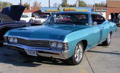 1967 Impala SS
