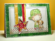One boy and his dog from www.kimdellow.co.uk