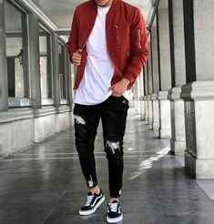 Stylish Mens Outfits, Casual Outfits, Men Casual, Fashion Outfits, Casual Styles, Men's Fashion Tips, Man Style Casual, Outfits For Men, Urban Style Outfits