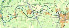 GPS-fietsroute Geldermalsen – Beesd – Asperen km) Holland, Van, Tours, Travel, Ideas, La Perla Lingerie, Bike Rides, The Nederlands, Viajes