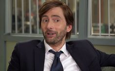 David Tennant Review Of 2014: AUGUST