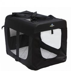 Confidence Pet Portable Folding Soft Dog Crate - Medium 34.99