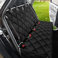 Amazon.com: DakPets Dog Car Seat Covers - Pet Car Seat Cover Protector – Waterproof, Scratch Proof, Heavy Duty and Nonslip Pet Bench Seat Cover - Middle Seat Belt Capable for Cars, Trucks and SUVs: Automotive Waterproof Car Seat Covers, Best Car Seat Covers, Bench Seat Covers, Best Car Seats, Dog Car Seats, Car Covers, Car Seat Protector, Dogs And Kids, Back Seat