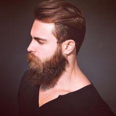 Alp Ikman bearded