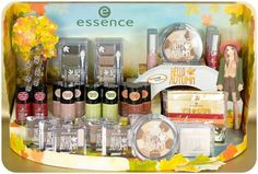"Lorena's Blog♥: ""HELLO AUTUMN"" de la Essence"