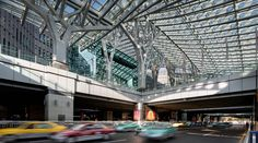 Guangzhou East Railway Station, railway terminal, train station, green renovation, Guangzhou, Architectural design and Research Institute of SCUT, canopy, natural light, glass roof, prefab, modular, green architecture