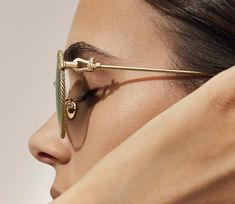 FRED For Fall 2020 Gold Fronts, Most Expensive, Optical Frames, Sophisticated Style, Cultured Pearls, Timeless Fashion, Eyewear, Journal, Diamond