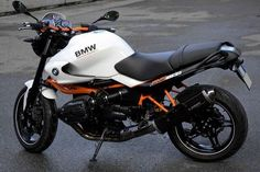 Motos Bmw, Bmw Motorbikes, Bmw Scrambler, Cool Motorcycles, Ducati, Yamaha, Custom Bmw, Custom Bikes, Honda Cb