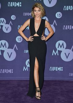 Gigi Hadid, Sarah Hyland, and More Best-Dressed Moments From the MuchMusic Awards