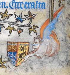 Book of Hours, Use of Paris ('The Hours of Yolande of Flanders') Date 1353-1363 Yates Thompson MS 27  Folio 25v