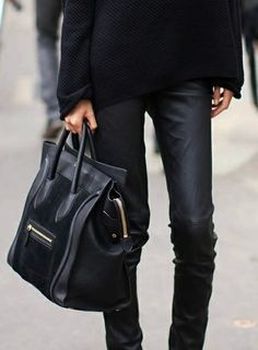 This Celine tote would be my mouse to a handbag in the Cinderella story...