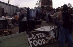 WATCH FIELD FREE HIPPIE FESTIVAL 1975..FREE FOOD CANTEEN..EVERYONE RUN OUT OF FOOD..SOMEONE BROUGHT LOADS OF RICE AND BEANS..FED EVERYONE FOR 2 WEEKS