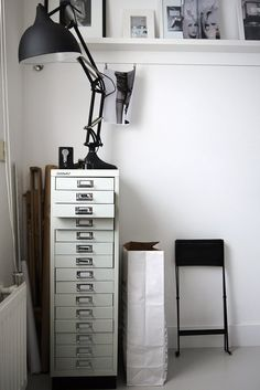 Loving this file cabinet..