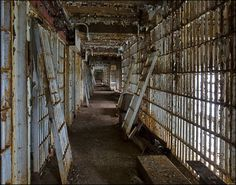 Old Psychiatric Hospitals | HAUNTED ASYLUMS: Essex County Hospital Center