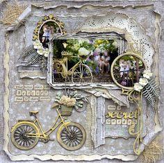 Secret Garden - Scrapbook.com