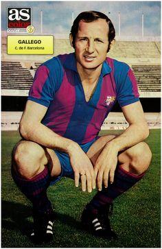 Gallego (F.C. Barcelona)