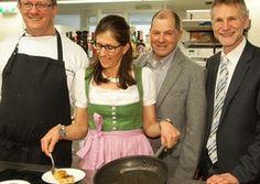 Cooking class with our chef Herbert Wieser (l. Design Hotel, Cooking Classes, Drink, Food, Beverage, Essen, Meals, Yemek, Eten