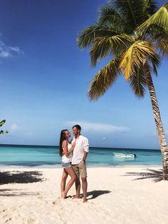 Республика Доминикана остров Саона Карибское море