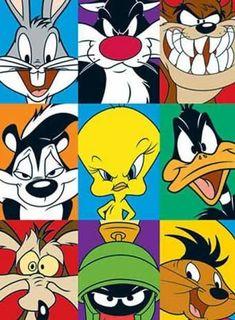 Los dibujos de una vida - Looney Tunes