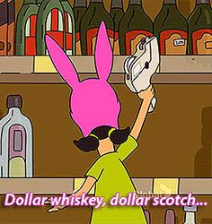 """That time you went too hard at happy hour. 