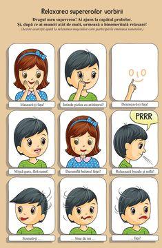 Facial, Therapy, Education, Tudor, Alphabet, Face Exercises, Special Education, Speech Language Therapy, Bebe