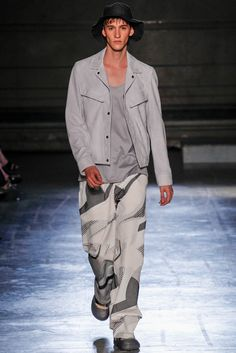 Wooyoungmi - Spring 2015 Menswear - Look 36 of 43