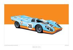 porsche-917k by Arthur Schening