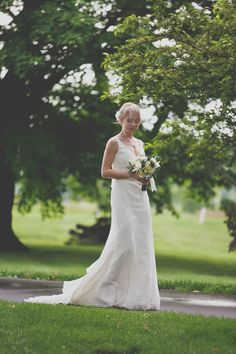 Marlo and Allan's Intimate 10 guest wedding planned in 2 weeks! See their beautiful photos by Lola Grace Photography here... @intimateweddings.com #weddingdress #realwedding #budgetwedding