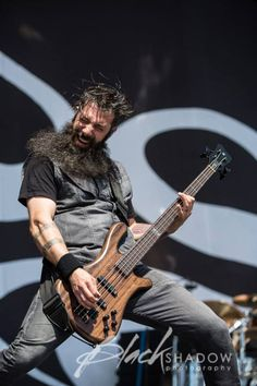 Johny Chow at Soundwave Festival in 2013