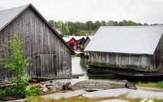 Sommaridyllen finns på Åland - DN.SE Cabin, Island, House Styles, Home, Cabins, Ad Home, Islands, Cottage, Homes