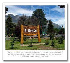 El Bolson, Argentina
