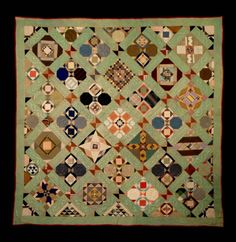 New England Quilt Museum detail