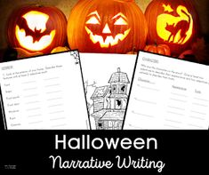 Use this structured narrative project to help your middle school students enjoy the season and learn at the same time!