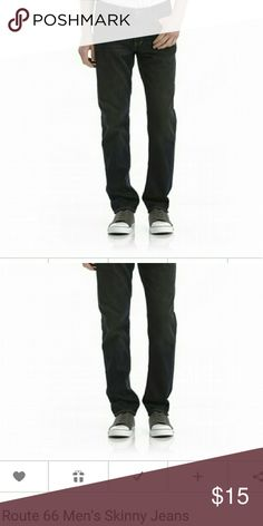 New men jeans. New men's jeans, Route 66. 30x30 Route 66 Jeans Skinny