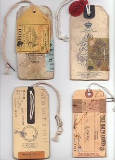 'Ralph Lauren Hangtag Collection'  //  #Vintage #GraphicDesign #Inspiration