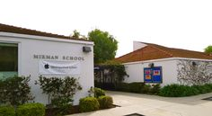 """Mirman School: A Gift For The Gifted // There are no grade levels at Mirman. The school is based on student's ages (ages 5-14). Kids work in classes called """"Rooms"""" rather than grade levels. Lower School curriculum equivalent to grades 1-5 in other schools. Upper School comparable to grades 6- 9. This structure allows fluidity for kids to move between rooms, depending on the level he/she is working at."""