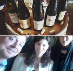 Nice tasting this morning with Norwegian sommeliers...boas provas!