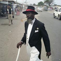 Sapeurs of Congo