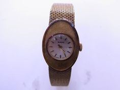 Rado 本物 RADO ラドー手巻きレディース腕時計アンティーク Watch Antique ¥5000yen 〆05月14日