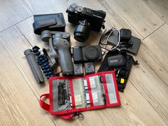 My Guide to Going Light! Dji Osmo, Photo Diary, Camera Gear, Great Videos, Gopro