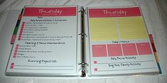 Prepared Not Scared - tons of free printables to get your life organized