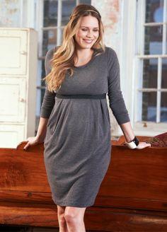 Fabulosos vestidos de noche para embarazadas   Tendencias