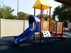 This is The Tess Drainer Playground! It opened in summer 2012 & has been a great addition to RMHCCI!  Thank you to all of the playground sponsors!!