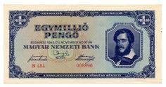 Hungarian banknotes