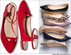 Flats : Comfortable and Trendy!!