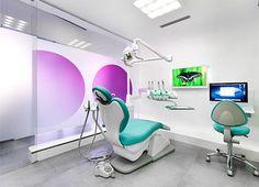 Ambientación de tu consultorio dental, el poder del color