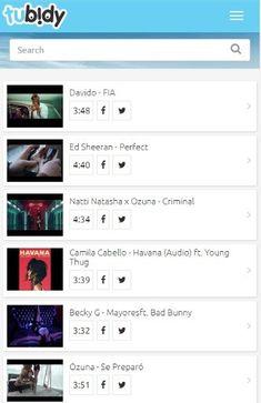 best website to download free music videos